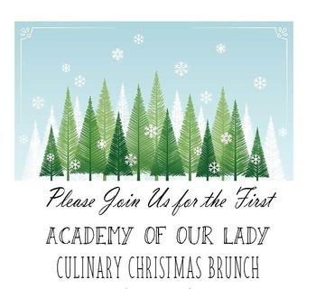 Culinary Christmas Brunch