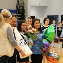 Basketball and Cheer Senior Night photo album thumbnail 2