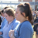 Rosary Procession to End Gun Violence in Schools photo album thumbnail 26